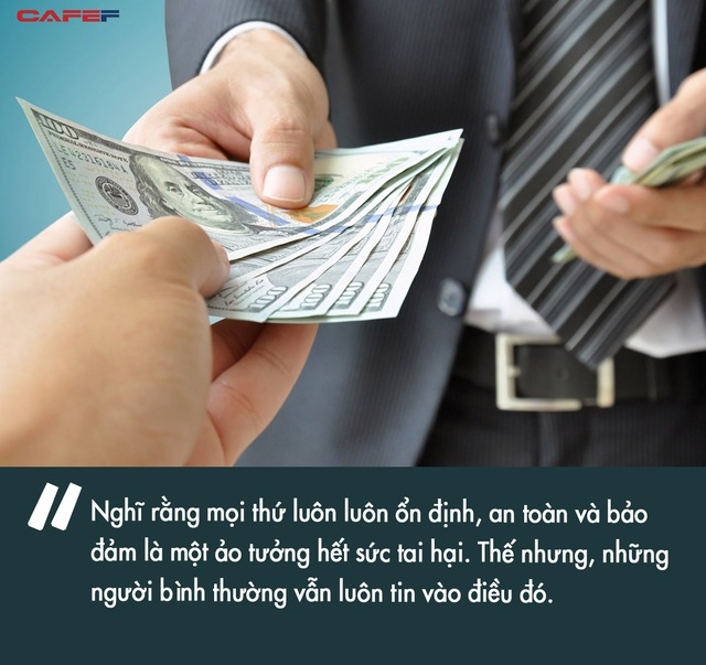 Việc mà người thường ghét cay ghét đắng hóa ra lại là thứ người giàu làm rất giỏi: Hết tiền không đáng sợ, cái đáng sợ nhất là tiền ngay trước mặt mà không dám lấy - Ảnh 2.