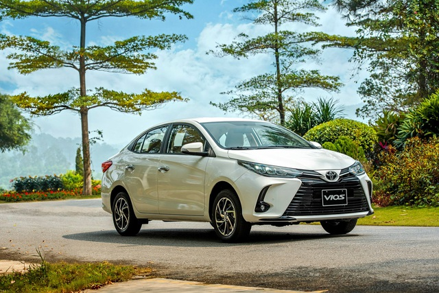 5 mẫu sedan phổ thông được ưa chuộng nhất tại Việt Nam - Ảnh 1.