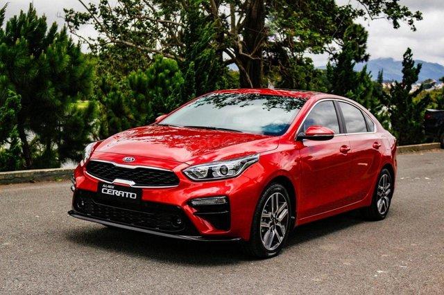 5 mẫu sedan phổ thông được ưa chuộng nhất tại Việt Nam - Ảnh 4.