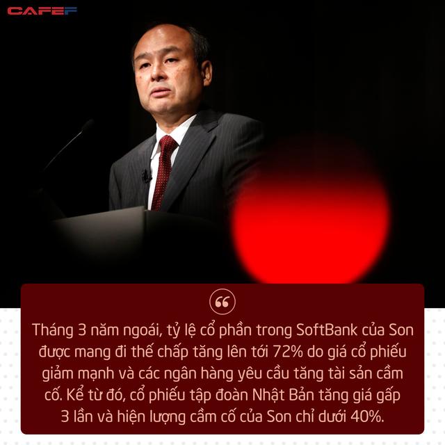 Credit Suisse chấm dứt mối quan hệ gần 20 năm với SoftBank vì Masayoshi Son quá liều - Ảnh 2.