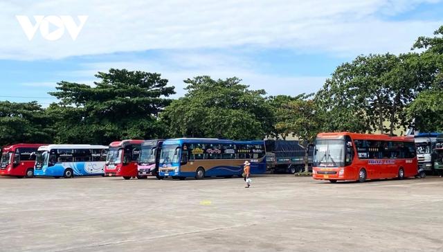 Nguy cơ phá sản, nhiều doanh nghiệp vận tải ở Đắk Lắk kêu cứu  - Ảnh 1.