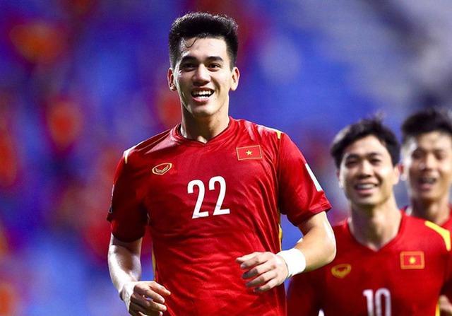 """Tiến Linh: Sát thủ vòng cấm"""" dưới thời HLV Park Hang-seo của bóng đá Việt Nam - Ảnh 1."""