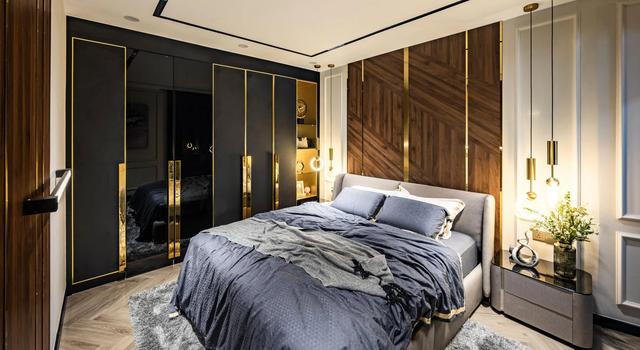 Căn hộ đập thông 140m2 thiết kế nội thất hiện đại, ấm cúng và hợp phong thủy: KTS khuyên cần chú ý điều này khi tân trang lại nội thất, nhà cửa - Ảnh 9.