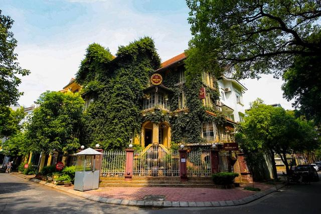 Cận cảnh ngôi biệt thự phủ toàn cây xanh giúp chủ nhà tránh nắng nóng gay gắt  - Ảnh 1.