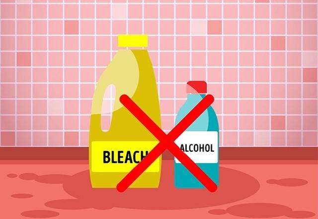 8 sản phẩm tẩy rửa tuyệt đối không bao giờ trộn chung với nhau để làm sạch - Ảnh 6.