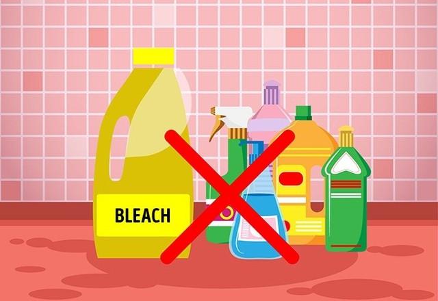8 sản phẩm tẩy rửa tuyệt đối không bao giờ trộn chung với nhau để làm sạch - Ảnh 7.