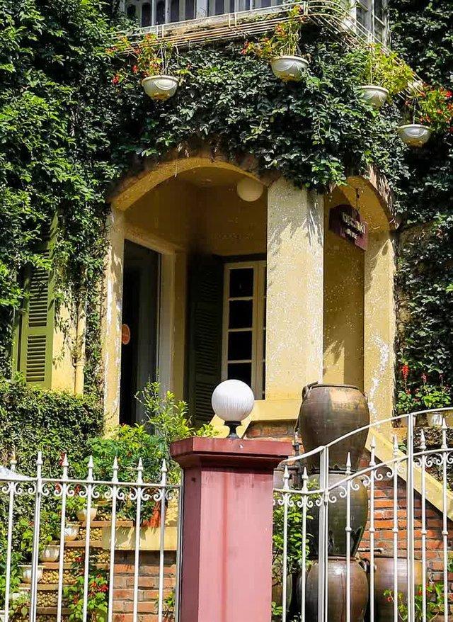 Cận cảnh ngôi biệt thự phủ toàn cây xanh giúp chủ nhà tránh nắng nóng gay gắt  - Ảnh 10.