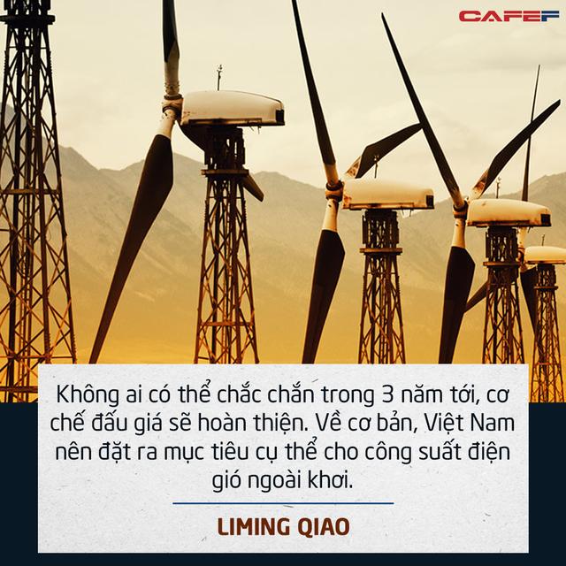 Giám đốc GWEC khu vực châu Á đề xuất cơ chế giá FIT mới cho điện gió để không gặp khó như điện mặt trời - Ảnh 6.