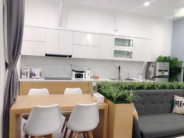 Tự cải tạo nhà vì kinh phí eo hẹp, đôi vợ chồng trẻ biến phòng trọ 60m2 xập xệ thành chung cư mặt đất đẹp đến ngỡ ngàng - Ảnh 13.