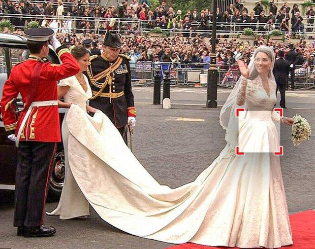Loạt bí mật ít ai biết phía sau đám cưới của Hoàng gia Anh, đặc biệt là sự cố chỉ muốn giấu nhẹm đi với váy cưới của Công nương Diana - Ảnh 1.