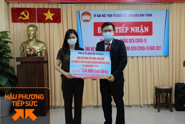 Hưng Thịnh, Kim Oanh, Vạn Phúc,...và loạt đại gia BĐS khác chung tay ủng hộ quỹ phòng chống Covid-19 - Ảnh 1.