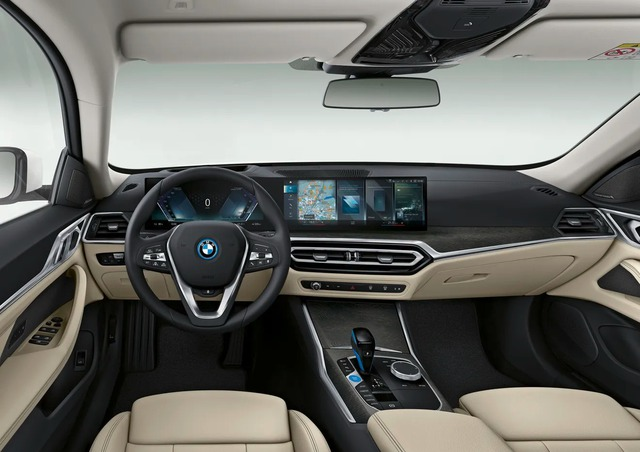 BMW i4 - chiếc sedan hạng sang chạy điện cả thế giới đang mong đợi? - Ảnh 8.