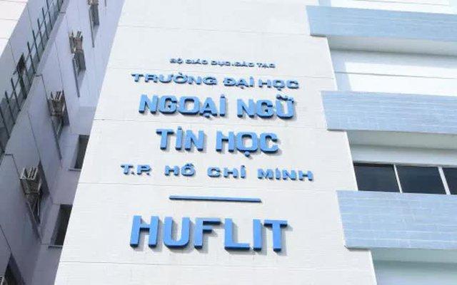 TP HCM: Trường Đại học HUFLIT khẩn tìm người liên quan ca mắc Covid-19  - Ảnh 1.