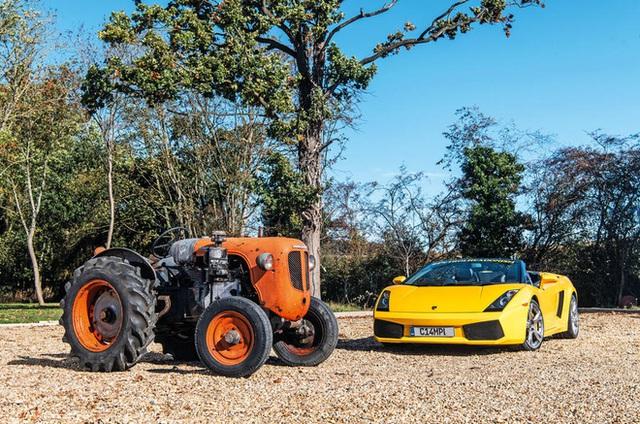 Ferrari đổ dầu vào vạc lửa Lamborghini: Ông là một tên lái máy kéo, đừng cằn nhằn về xe của tôi! - Ảnh 3.