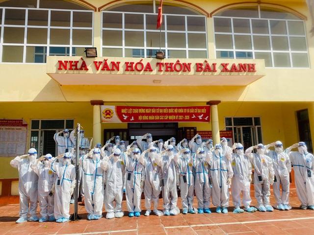 Nhật ký chống dịch của thầy trò trường Y ở tâm dịch Bắc Giang: Mệt chỉ là cảm giác, cho tụi em nghỉ 10 phút rồi mình chiến tiếp! - Ảnh 19.