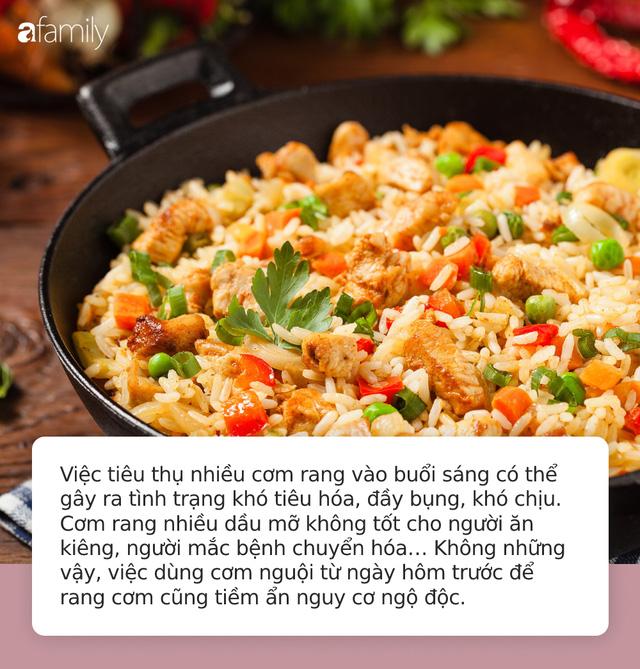 Người Việt không nên tiêu thụ thường xuyên 3 loại cơm này vì có thể phải đối mặt với ngộ độc và ung thư - Ảnh 3.