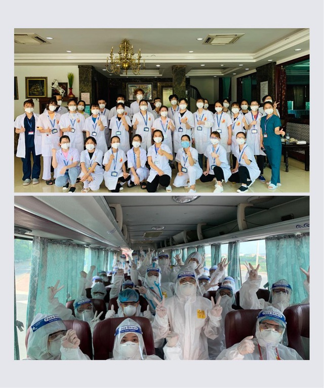 Nhật ký chống dịch của thầy trò trường Y ở tâm dịch Bắc Giang: Mệt chỉ là cảm giác, cho tụi em nghỉ 10 phút rồi mình chiến tiếp! - Ảnh 3.