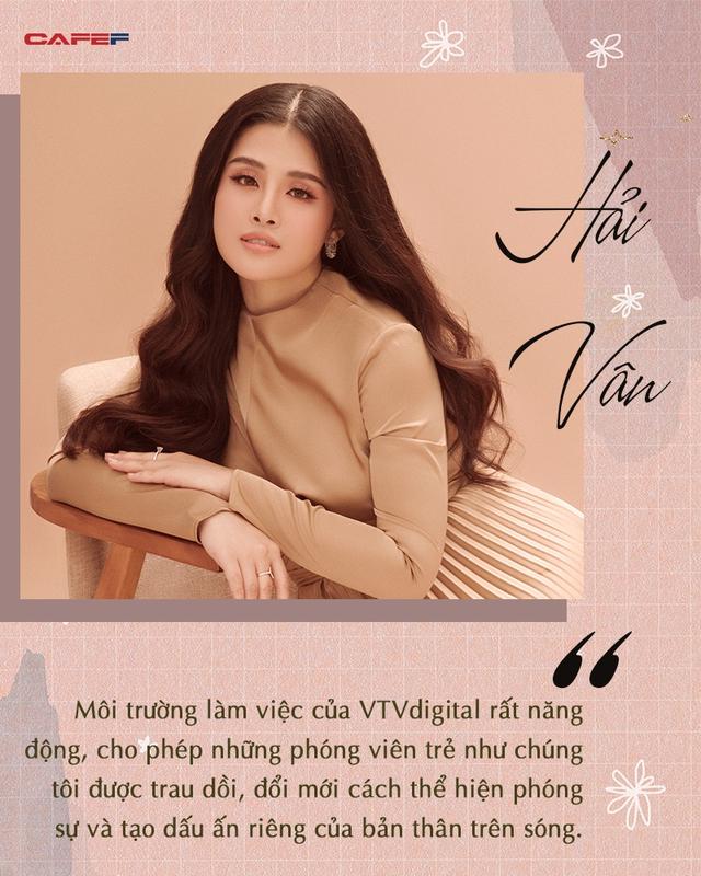 """Cô """"công nhân truyền hình"""" trẻ nhất VTV24: """"Tôi trưởng thành sau những lần phát khóc vì đổ sóng, stress nặng khi làm phóng sự, đến dựng và lên hình cũng thót tim"""" - Ảnh 6."""