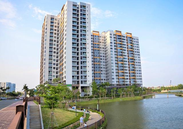 Sức cầu và giá căn hộ Tp.HCM dự báo vẫn tiếp tục tăng - Ảnh 2.