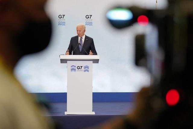 3 Thượng đỉnh ở châu Âu và 1 mục tiêu đối phó với Trung Quốc của Tổng thống Biden - Ảnh 1.