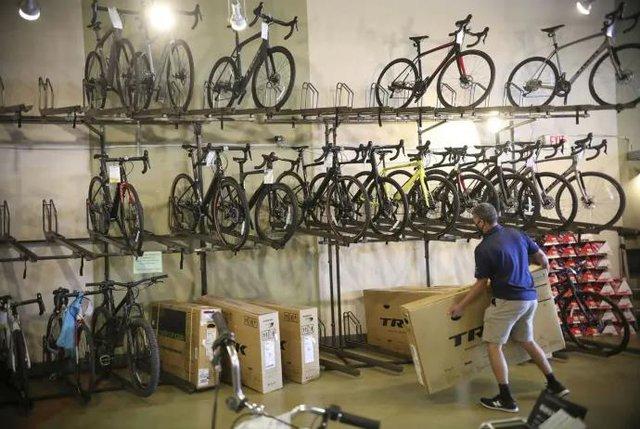 """Cơn sốt"""" xe đạp khắp thế giới sẽ kéo dài  - Ảnh 1."""