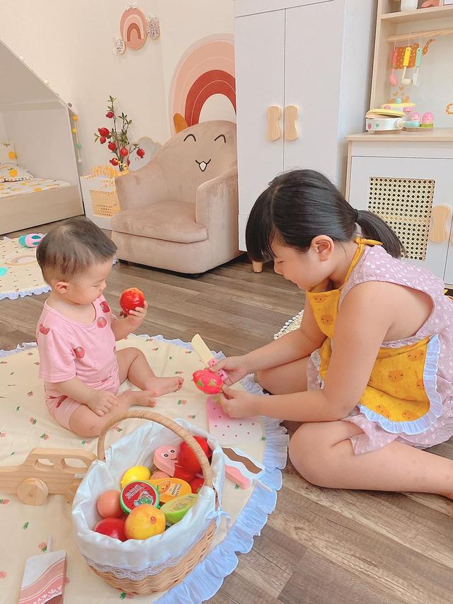 Bà mẹ tâm lý nhất MXH: Chi hẳn 25 triệu hô biến phòng master người lớn thành phòng ngủ và khu vui chơi lý tưởng cho con gái - Ảnh 22.