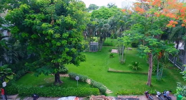 Doanh nhân Minh Nhựa khoe một góc biệt thự mới đang xây, tiết lộ mua nhà vì chỗ đậu xe và… một cái cây - Ảnh 9.