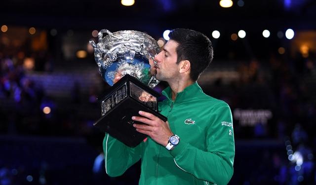 Chiến binh bất tử Novak Djokovic và nỗ lực chấm dứt kỷ nguyên thống trị của Federer-Nadal: Muốn đội vương miện, phải chịu được sức nặng của nó - Ảnh 7.