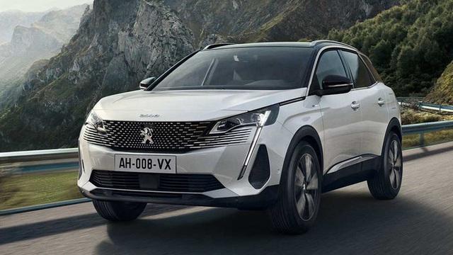 Peugeot 3008 và 5008 xả kho chờ bản mới: Giảm đến 150 triệu đồng, 5008 rẻ ngỡ ngàng so với Santa Fe - Ảnh 4.
