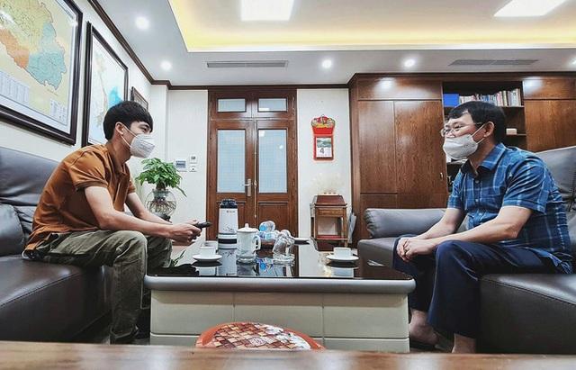 Những câu chuyện về tình người từ ký ức của nhóm phóng viên lao vào tâm dịch Bắc Giang - Ảnh 8.