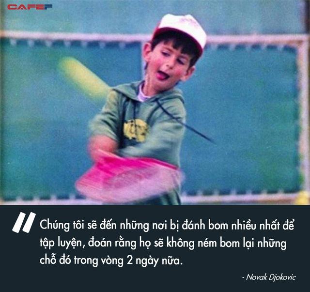 Chiến binh bất tử Novak Djokovic và nỗ lực chấm dứt kỷ nguyên thống trị của Federer-Nadal: Muốn đội vương miện, phải chịu được sức nặng của nó - Ảnh 2.