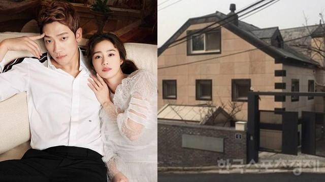 Bi Rain – Kim Tae Hee: Cặp vợ chồng quyền lực nhất showbiz Hàn giàu lên nhanh chóng mặt nhờ khối bất động sản khủng - Ảnh 7.