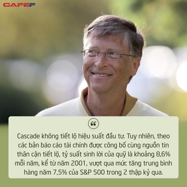 Có gì bên trong quỹ đầu tư của Bill Gates: Âm thầm in tiền, đánh lạc hướng công chúng khỏi cuộc sống riêng tư của bản thân và gia đình - Ảnh 3.