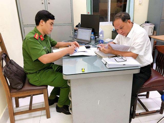 Công an TP HCM khởi tố ông Tất Thành Cang do sai phạm tại 32 ha đất Phước Kiển  - Ảnh 1.