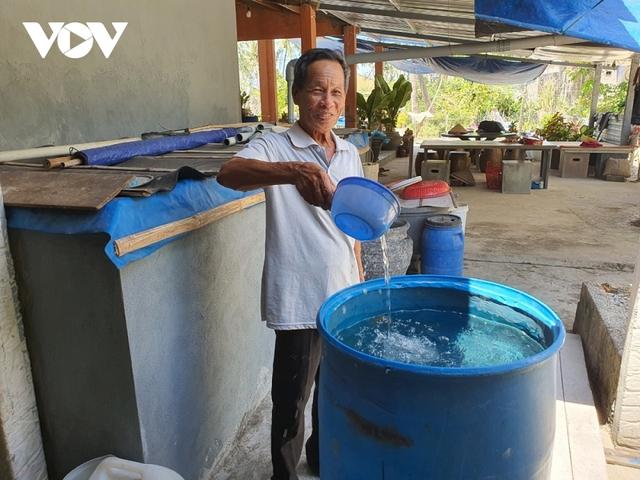 Công trình nước sạch tiền tỷ bị bỏ hoang, dân thiếu nước sinh hoạt  - Ảnh 2.