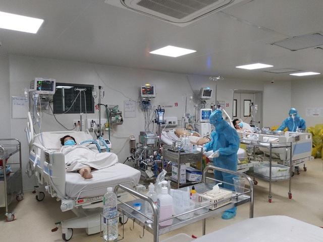 Điều kỳ diệu: Thuỷ thủ mắc COVID-19 siêu nặng ở Việt Nam đã hồi phục sau 21 ngày giằng co với tử thần - Ảnh 1.