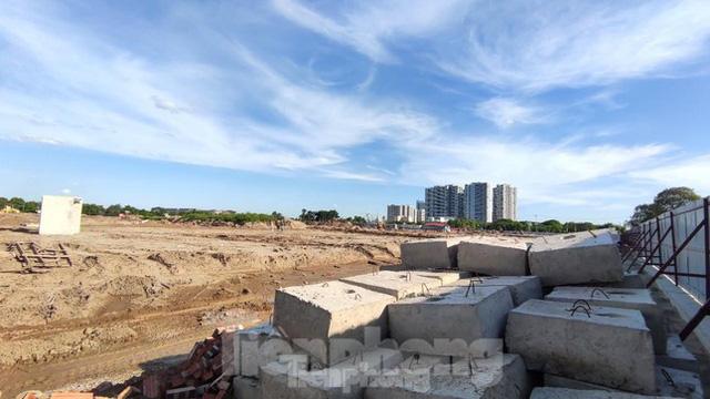 Hà Nội 'lệnh' rà soát dự án trúng đấu giá đất không bố trí nhà ở xã hội - Ảnh 2.