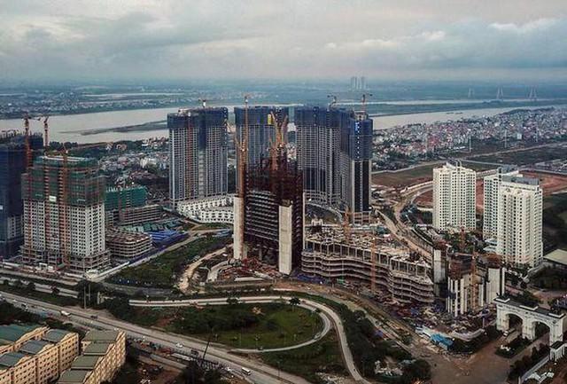 Hà Nội 'lệnh' rà soát dự án trúng đấu giá đất không bố trí nhà ở xã hội - Ảnh 4.