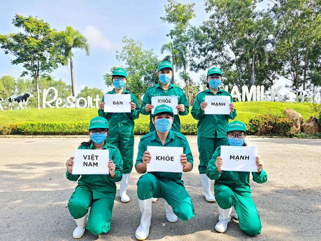 Cùng góp Vaccine phòng Covid-19 cho trẻ em 12 – 18 tuổi qua chiến dịch Bạn khỏe mạnh, Việt Nam khỏe mạnh của Vinamilk - Ảnh 2.