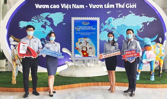 Cùng góp Vaccine phòng Covid-19 cho trẻ em 12 – 18 tuổi qua chiến dịch Bạn khỏe mạnh, Việt Nam khỏe mạnh của Vinamilk - Ảnh 3.
