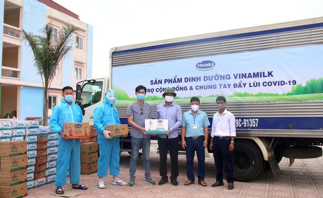 Cùng góp Vaccine phòng Covid-19 cho trẻ em 12 – 18 tuổi qua chiến dịch Bạn khỏe mạnh, Việt Nam khỏe mạnh của Vinamilk - Ảnh 4.