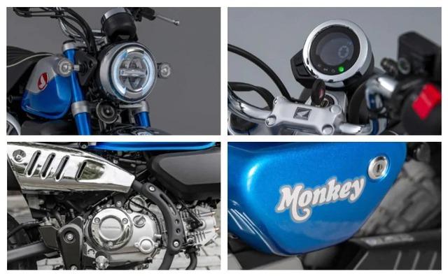 Xe khỉ Honda Monkey 2022 ra mắt – thiết kế không đổi, giá tương đương 125 triệu đồng - Ảnh 2.