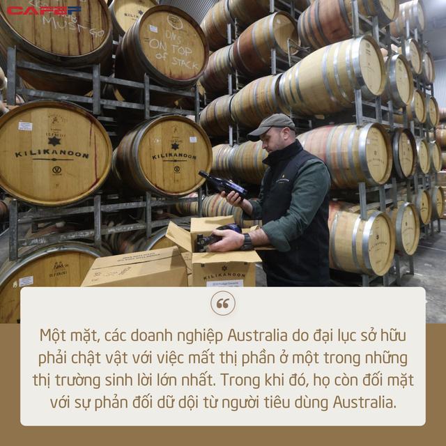 Doanh nghiệp bị bóp nghẹt vì thương chiến Trung Quốc-Australia: Hứng gạch đá dữ dội từ cả 2 phía, hoạt động kinh doanh rơi vào bế tắc  - Ảnh 1.