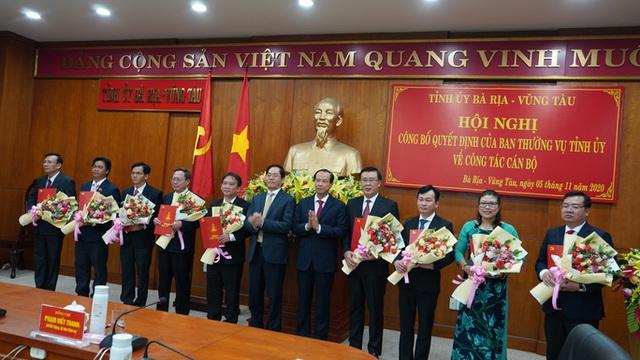 Bà Rịa – Vũng Tàu tổ chức thi tuyển 13 chức danh lãnh đạo quan trọng  - Ảnh 1.