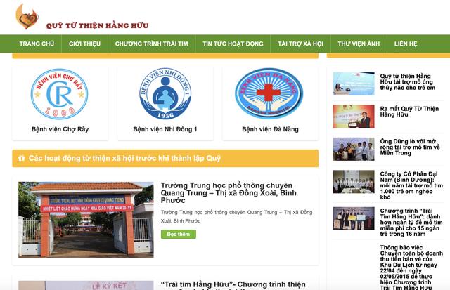 Quỹ từ thiện Hằng Hữu của vợ chồng bà Nguyễn Phương Hằng tạm ngừng tài trợ với 3 bệnh viện - Ảnh 1.