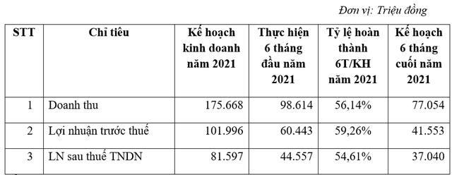 Đầu tư và Phát triển điện Tây Bắc (NED) đẩy mạnh phát triển dự án BĐS khu công nghiệp, ước lãi gần 45 tỷ đồng trong 6 tháng đầu năm 2021 - Ảnh 1.