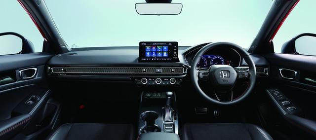 Honda Civic 2022 có thêm bản hatchback - thực dụng hơn, thêm lựa chọn số sàn - Ảnh 4.