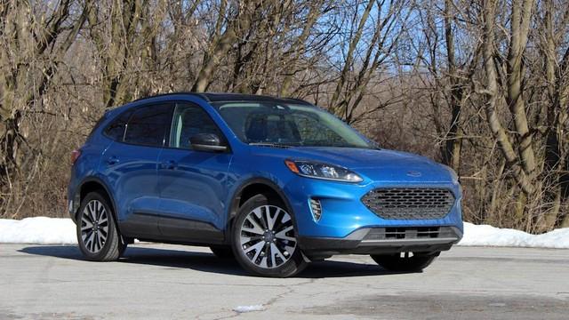 Top 10 mẫu SUV hybrid năm 2021 - Ảnh 1.