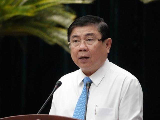 Ông Nguyễn Thành Phong tiếp tục được bầu làm Chủ tịch UBND TP HCM  - Ảnh 1.