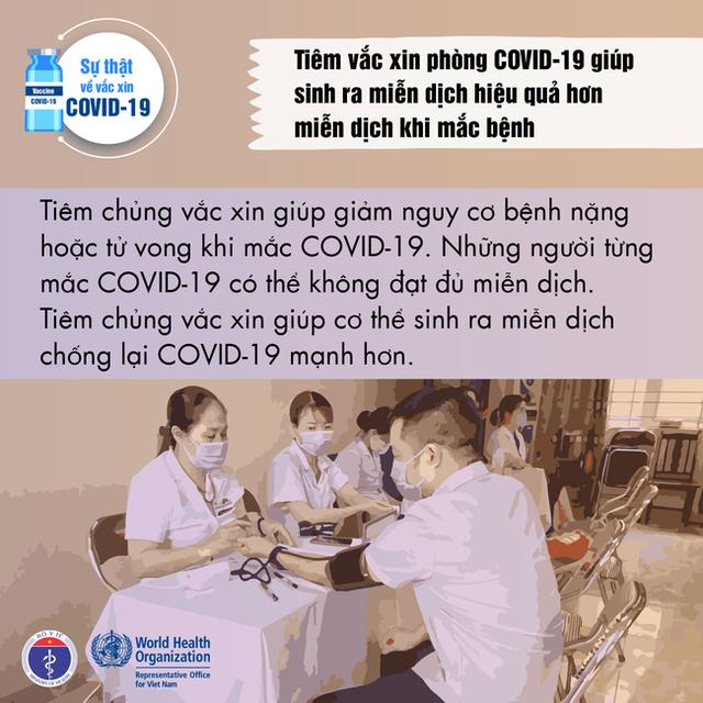 WHO giải mã những thắc mắc về vaccine COVID-19: Hãy tiêm phòng khi đến lượt - Ảnh 2.